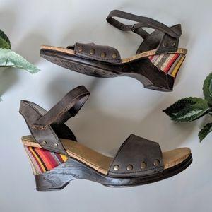 Rieker wedge heels size 39